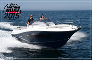 Cap Camarat 7,5 WA: The Motor of the Year!