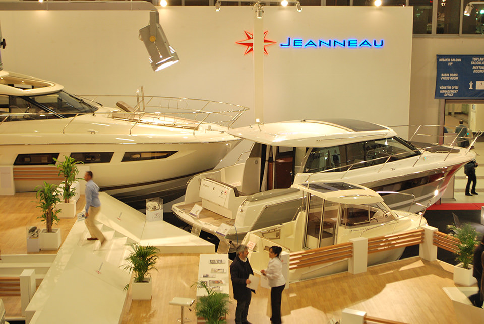 TÜYAP İstanbul Boat Show
