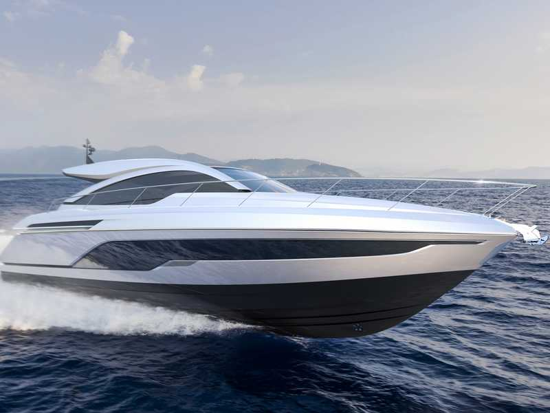 Fairline Targa 43 Open Takes Shape