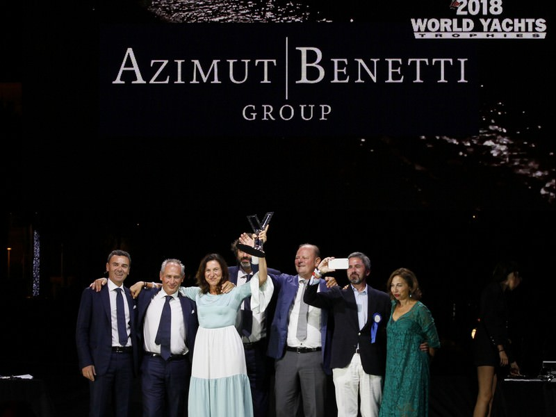 Azimut Benetti Group Won Five Prize!