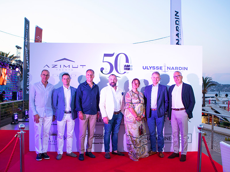 50th ANNIVERSARY IN BODRUM