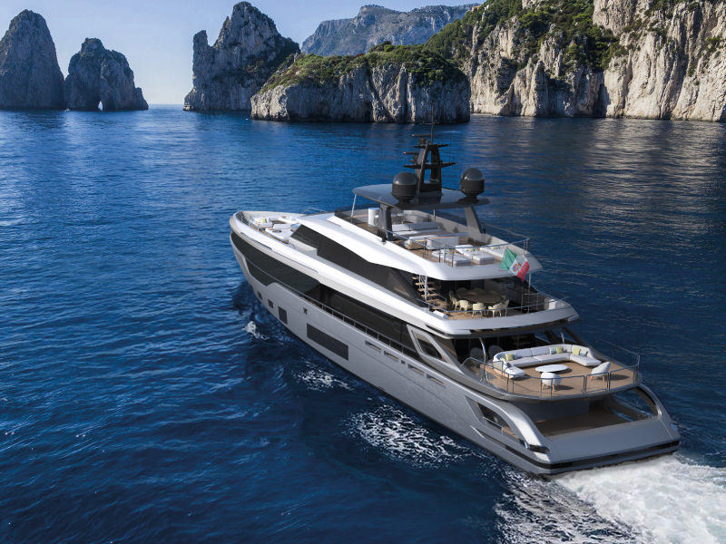 NEW FLAGSHIP BY AZIMUT!